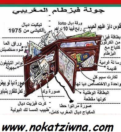 جولة في بزطام المغربي